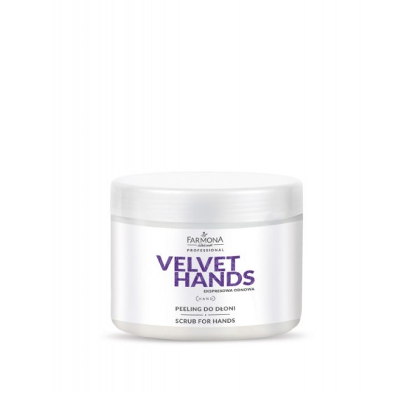VELVET HANDS SCRUB FOR HANDS