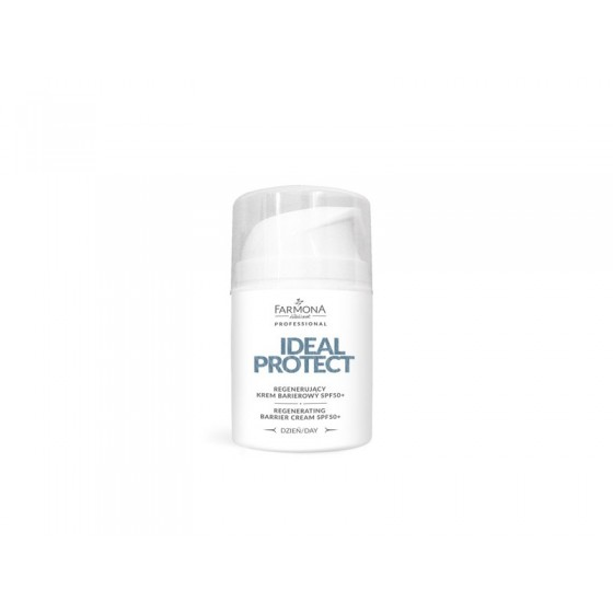 IDEAL PROTECT REGENERATING BARRIER CREAM SPF 50+