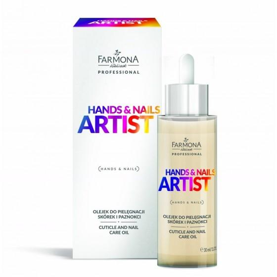 HANDS & NAILS ARTIST...