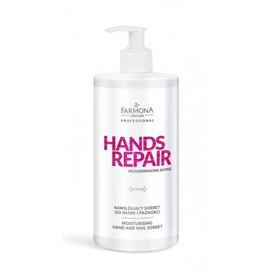 HANDS REPAIR MOISTURISING...
