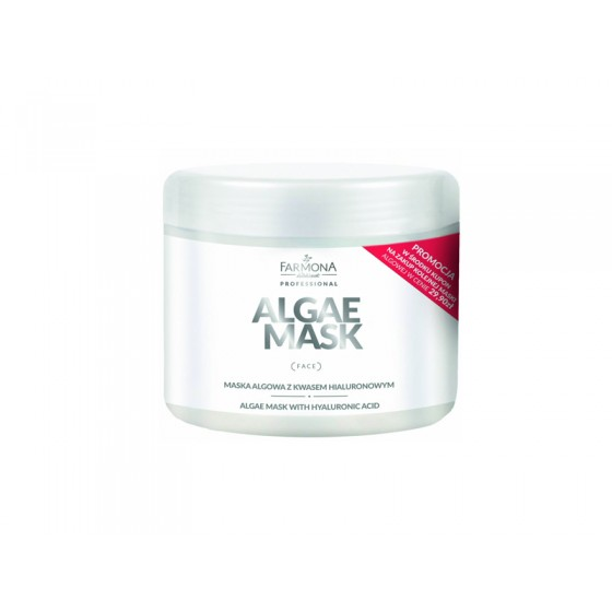 ALGAE MASK Hyaluronic acid
