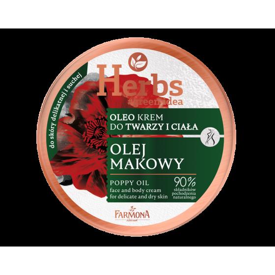 HERBS massage poppy oil (moon)