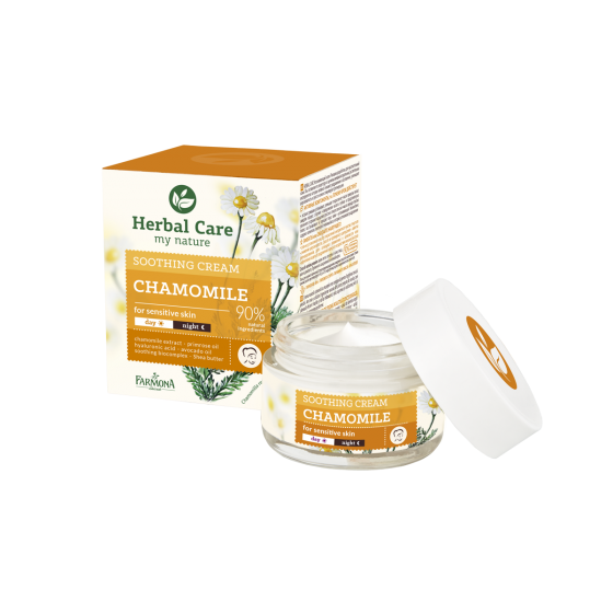 H.C. CHAMOMILE soothing...