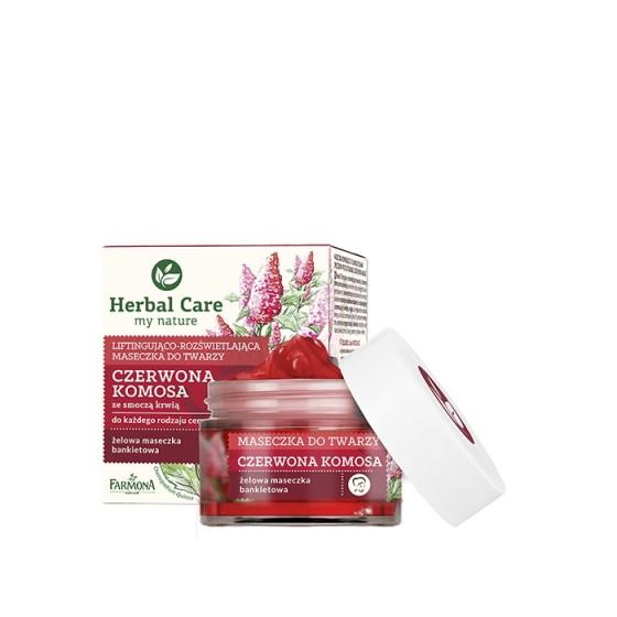 H.C. Red quinoa face mask 50 ml.