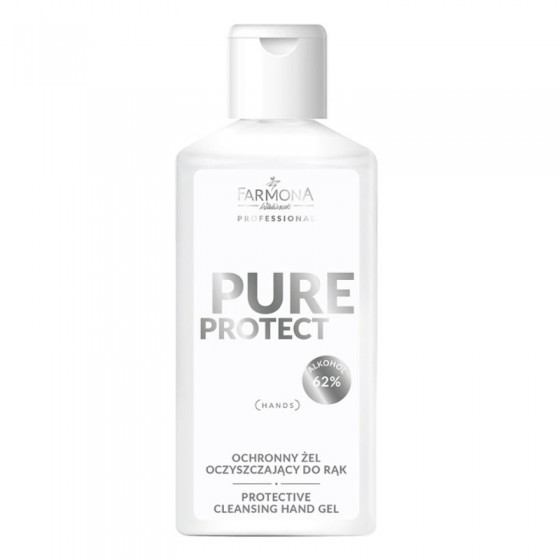 PURE PROTECT cleansing hand...