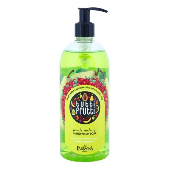 T.F. HAND WASH SOAP pear...