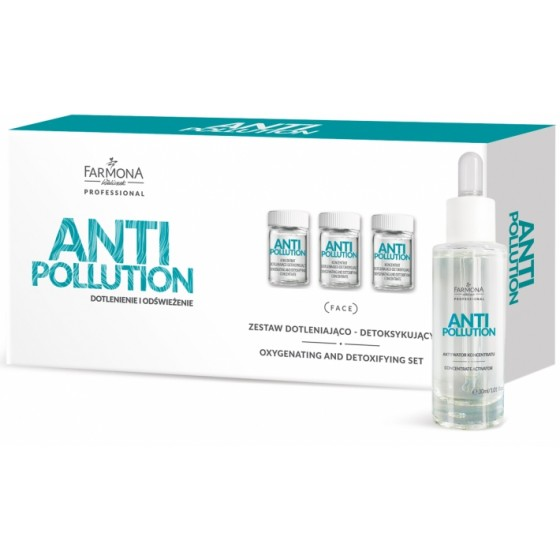 SET ANTI POllUTION