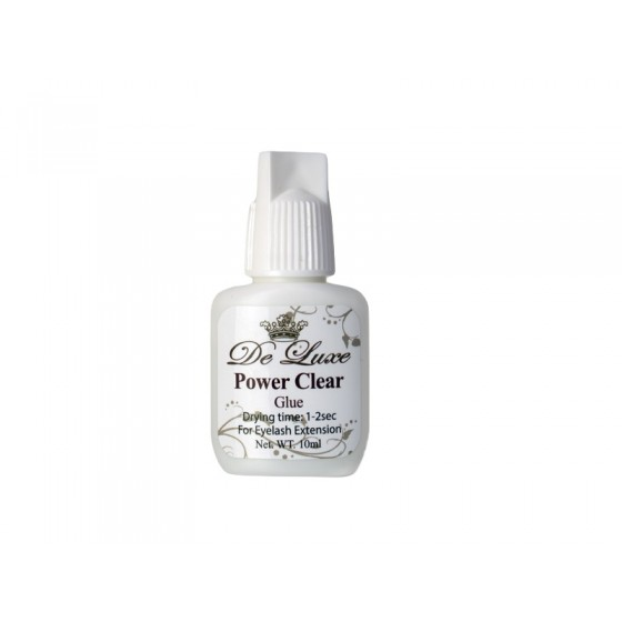 Power Clear glue for eyelashes